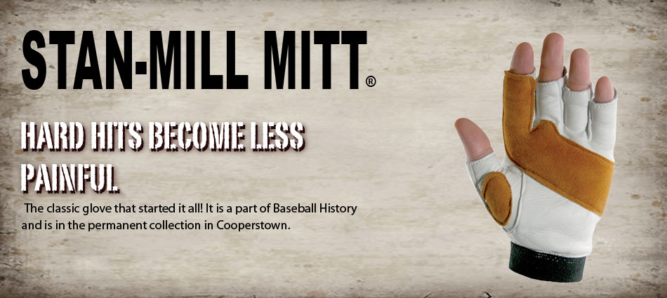 STAN-MILL MITT
